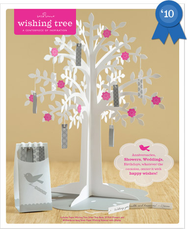 Wonderful Wednesday Wishing Tree Jenny Batt