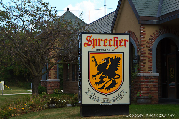 Sprecher Brewery Milwaukee