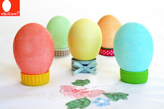 easter egg soda tops