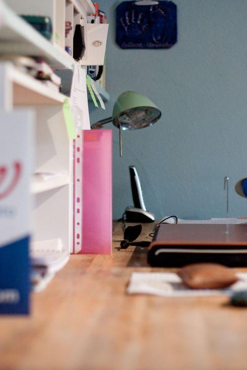 Studio desk 2