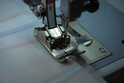 5.Detail of stitching