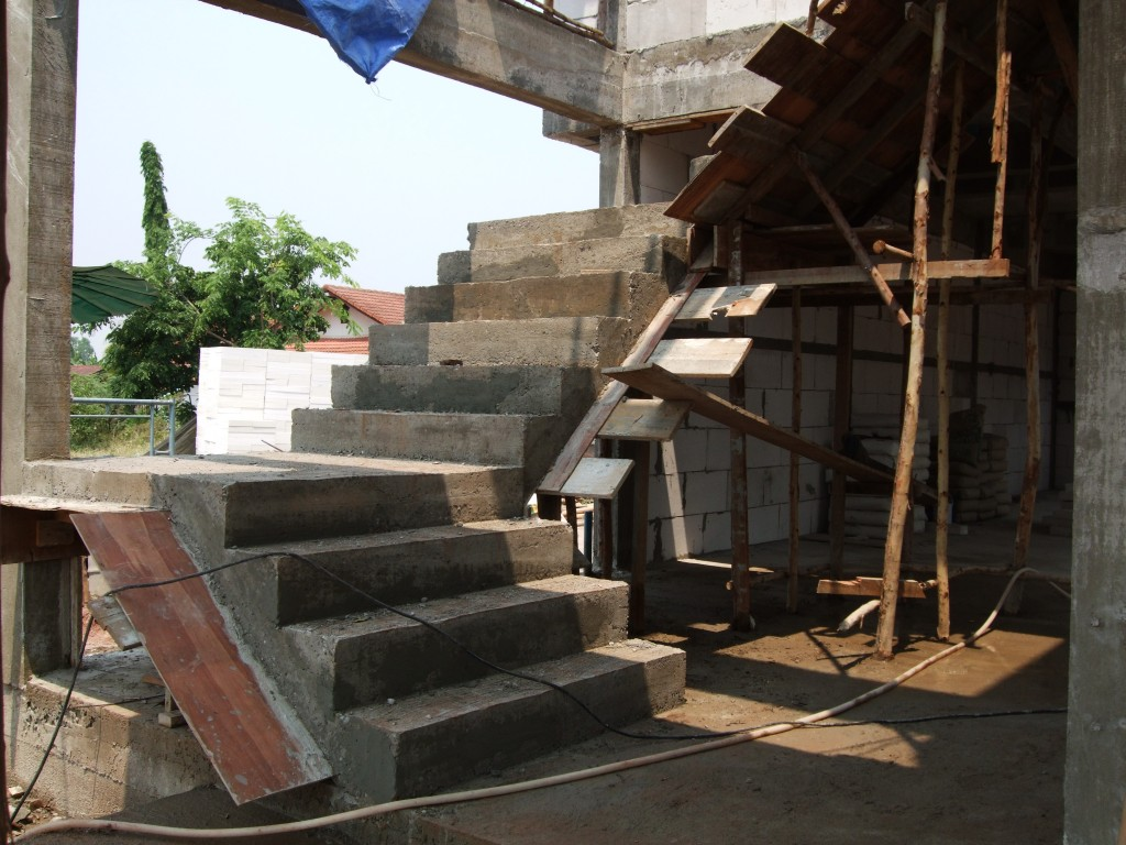 Completed Staircase