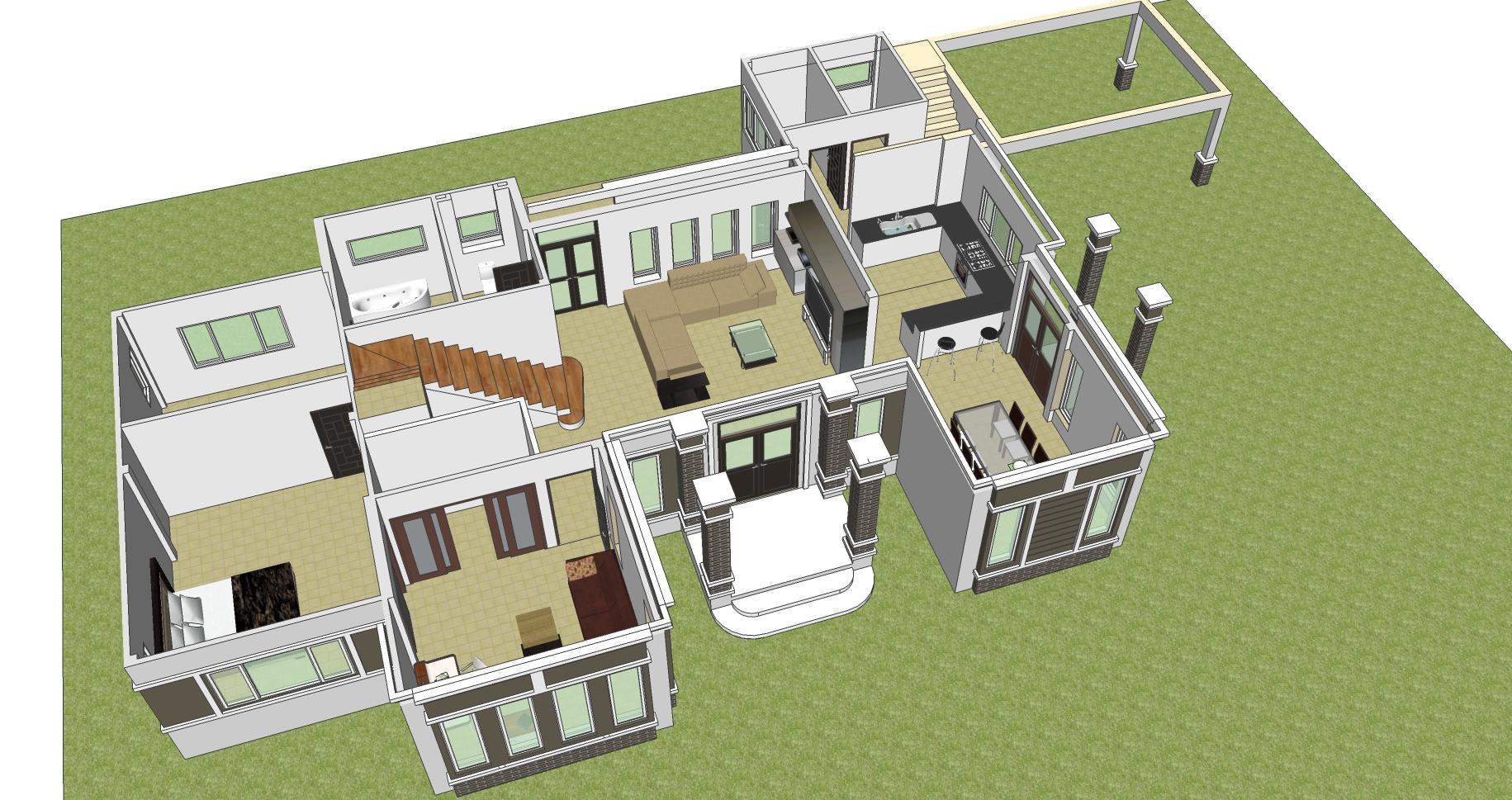 5 Bedroom Detached Home