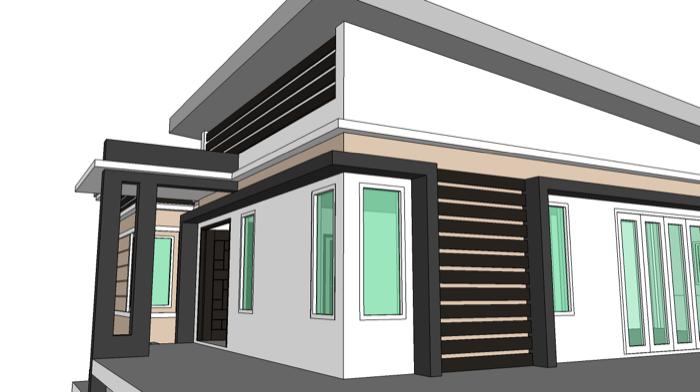 Modern House Structural Design