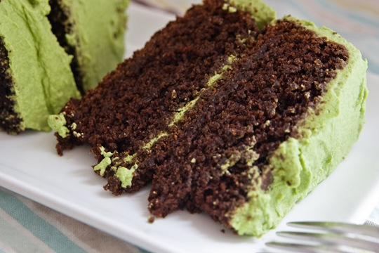 Vegan Chocolate Avocado Cake [adapted from this ] *recipe updated from ...
