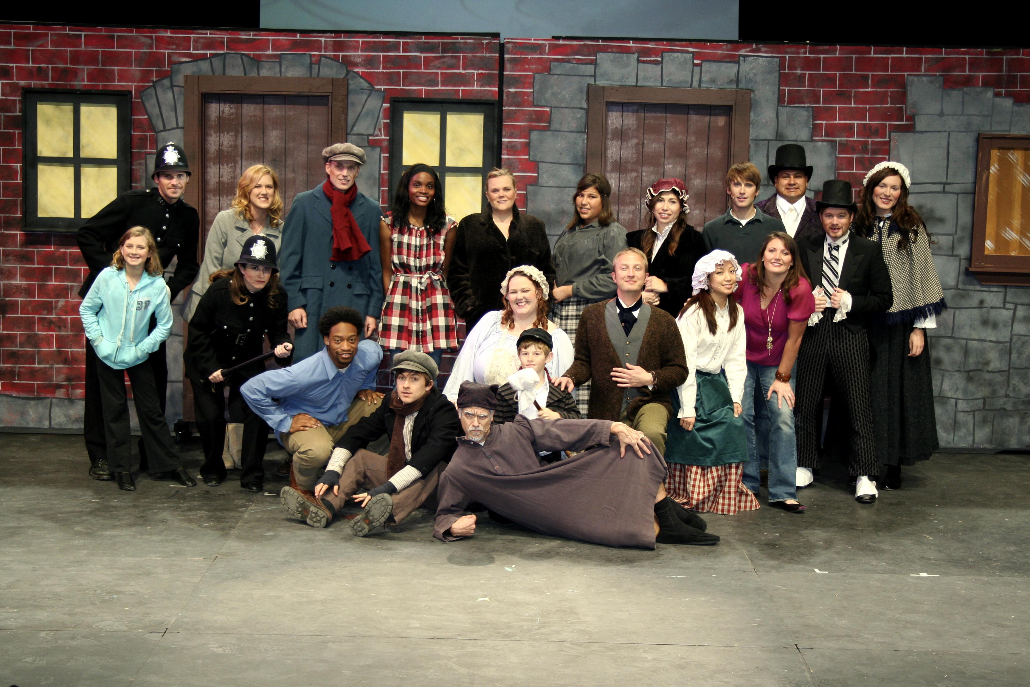 2008 Mosaic Christmas Show