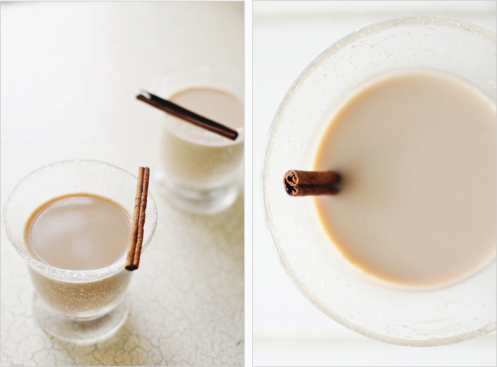 SPICY CHAI LATTE — Sprouted Kitchen