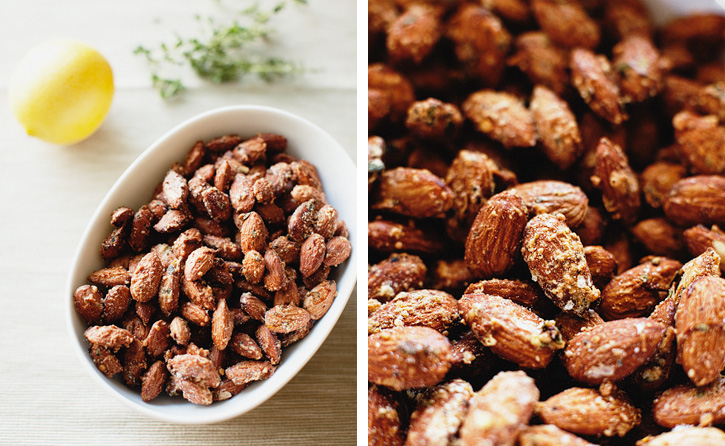 SAVORY ROASTED ALMONDS — Sprouted Kitchen