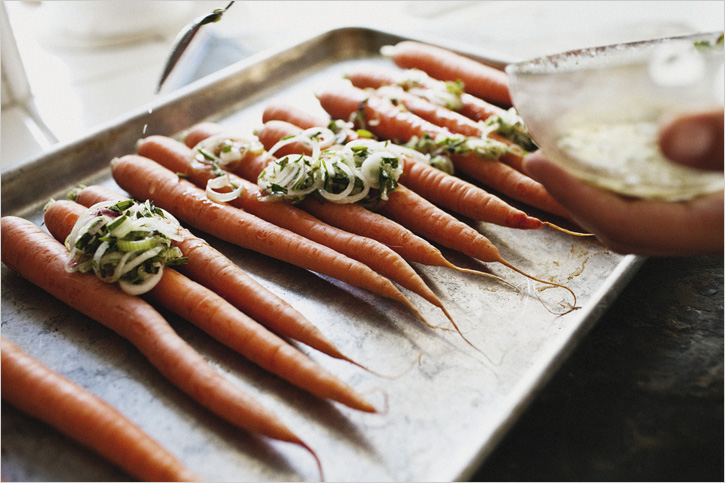 FARMHOUSE CARROTS — Sprouted Kitchen