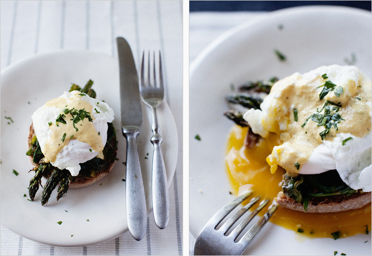 VEGETABLE EGGS BENEDICT — Sprouted Kitchen