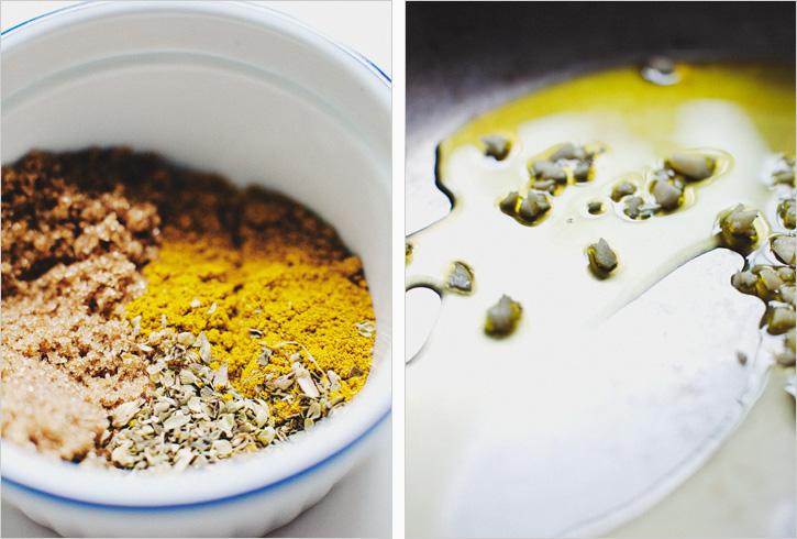 Sauteed Beluga Lentils + Butternut Squash Recipe — Dishmaps