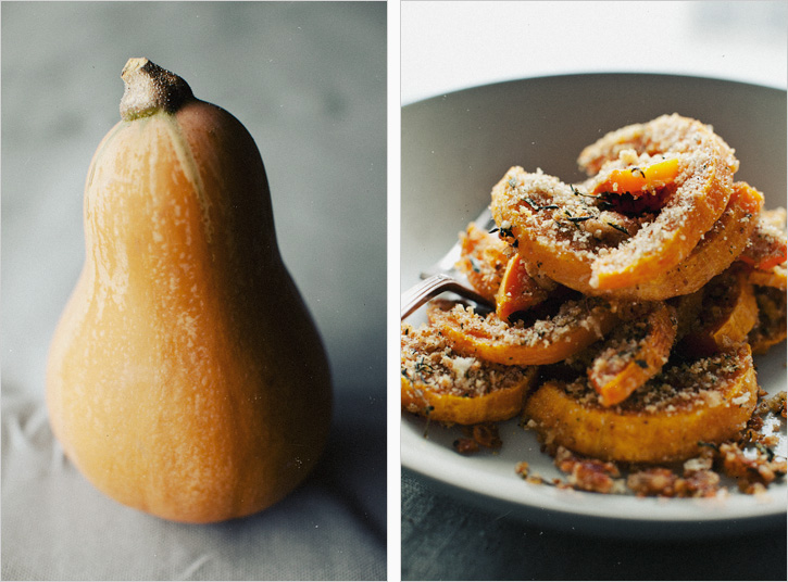 CRUSTED BUTTERNUT SQUASH — Sprouted Kitchen