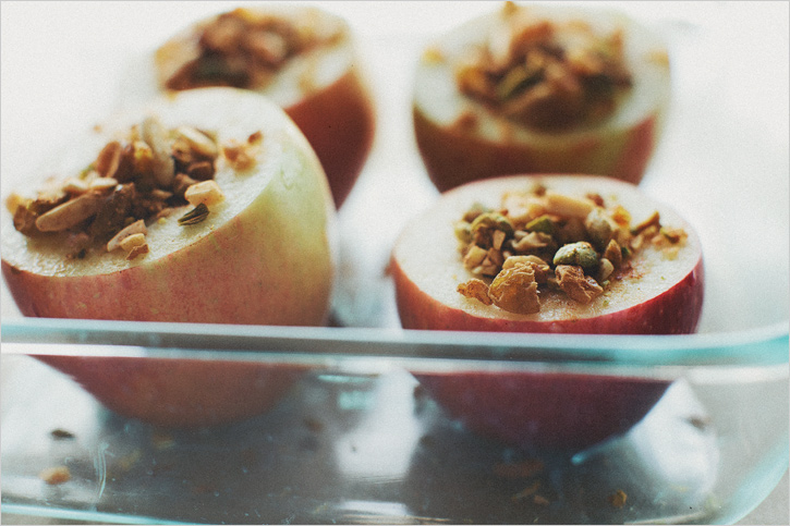 PANTRY GOODS: NATURAL SWEETENERS + BAKED APPLES — Sprouted ...