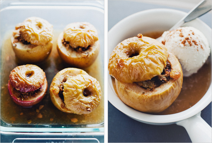 PANTRY GOODS: NATURAL SWEETENERS + BAKED APPLES — Sprouted Kitchen