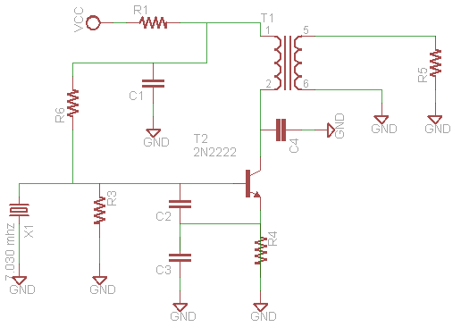 Eagle - W7ZOI schematic example — www.HOAGLUN.com
