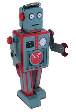 Tin_toy_robot