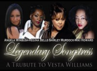 Tribute to Vesta Williams