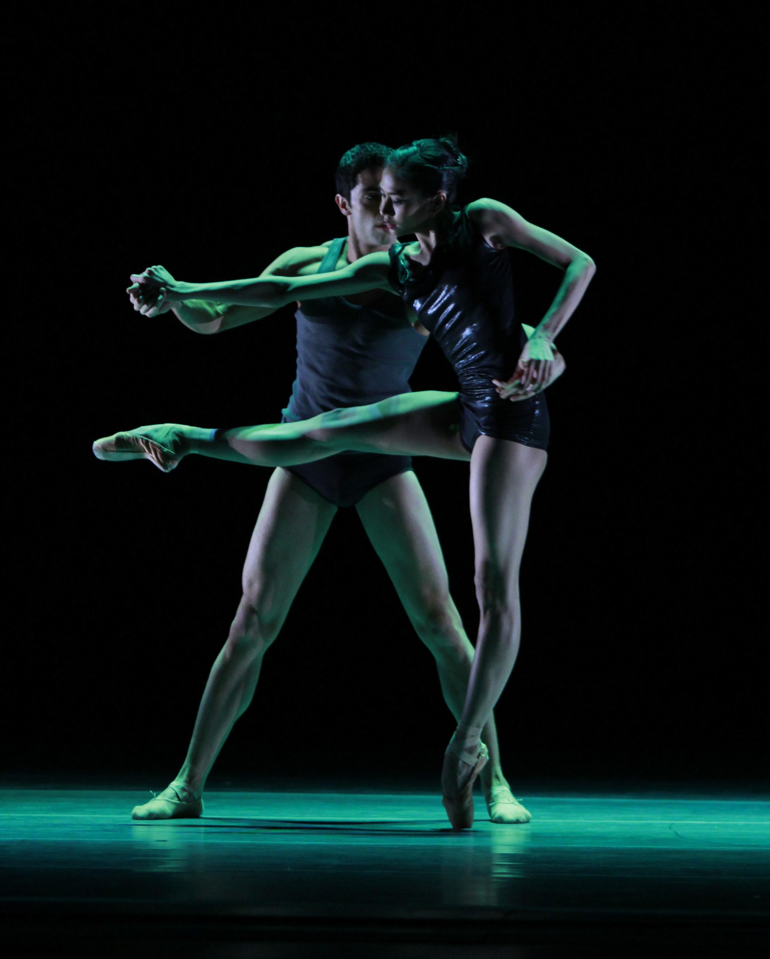 Infra - Christine Rocas & Lucas Segovia