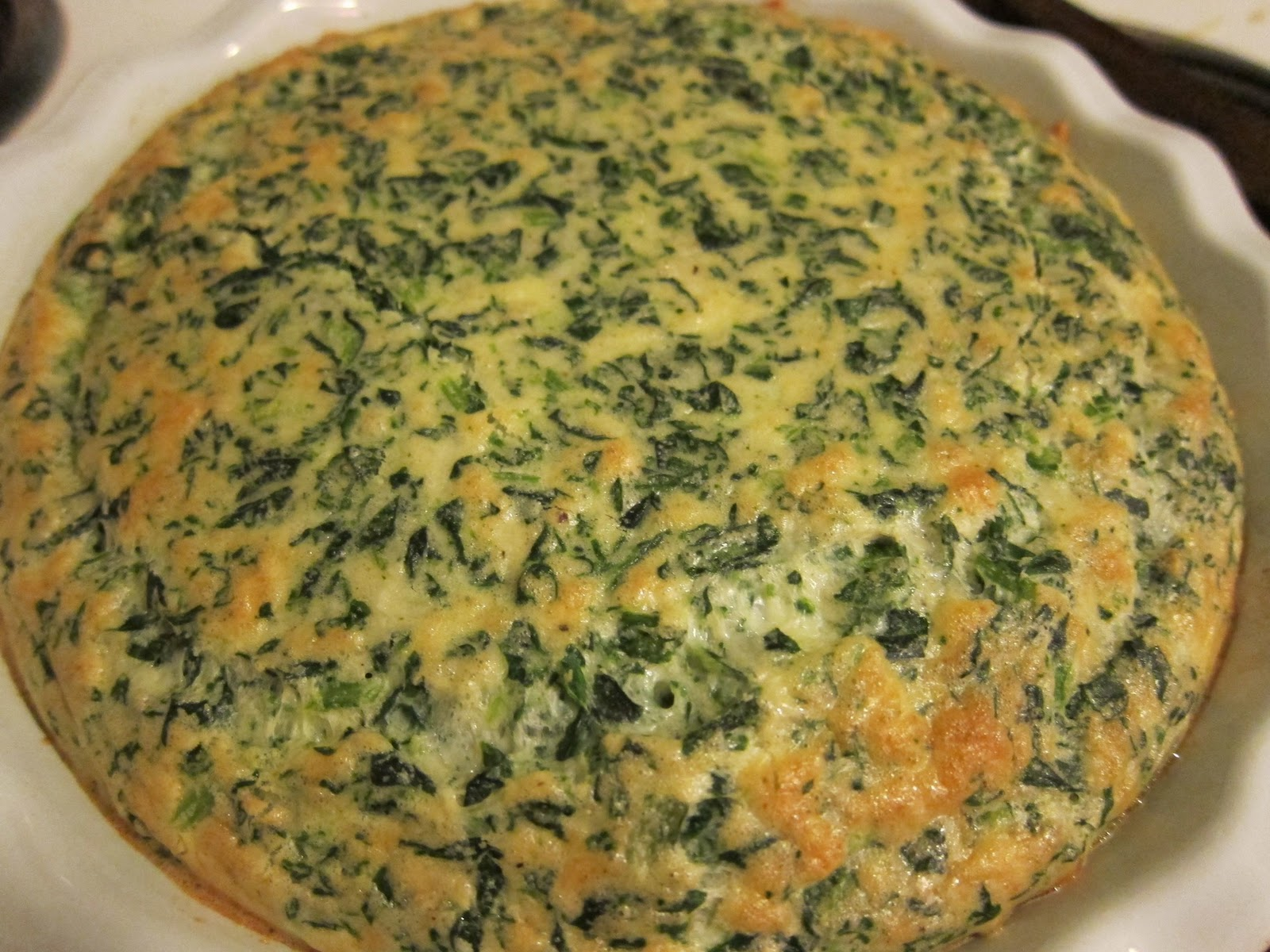 Spinach Cheese Souffle Spinach Cheese Souffle Interesting