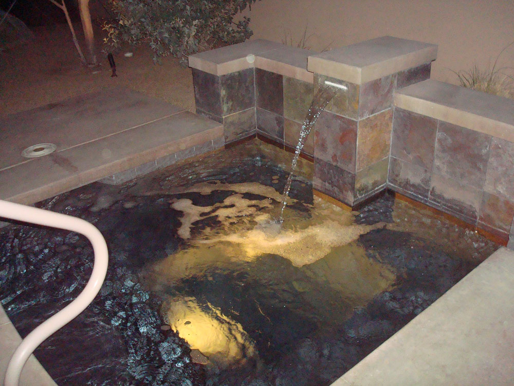 Our Spa in Our 2 Bedroom Villa at The Hyatt Grand Champions