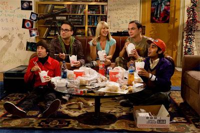 #4: The Big Bang Theory