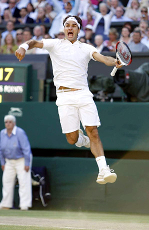 Roger Federer Wins 15th Grand Slam Title