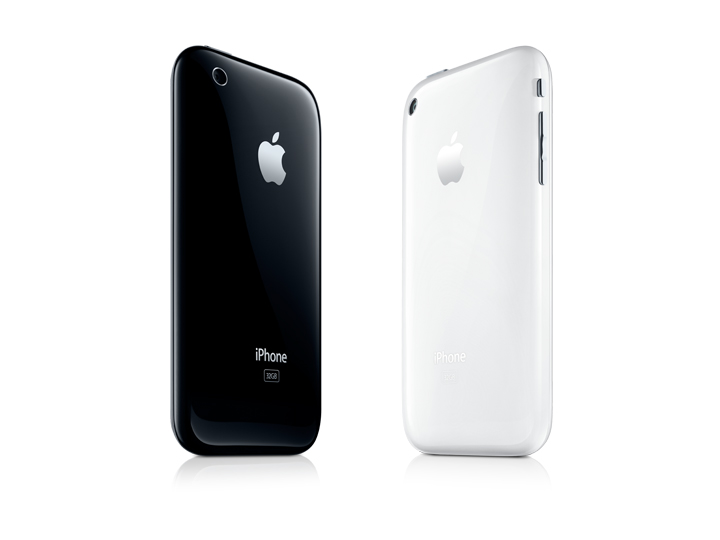 Apple iPhone 3GS's 16GB