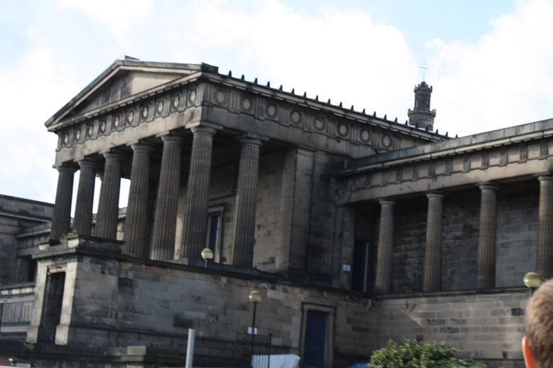 The Oldest High School in Edinburgh
