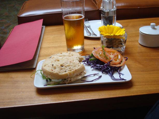 My Tuna Sandwich