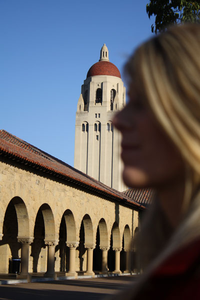 San Francisco Road Trip: Walking Around Stanford