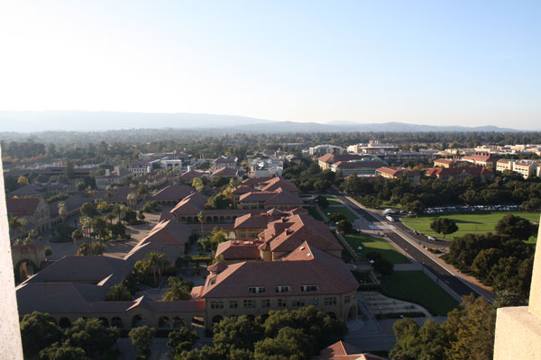 San Francisco Road Trip: At Stanford University