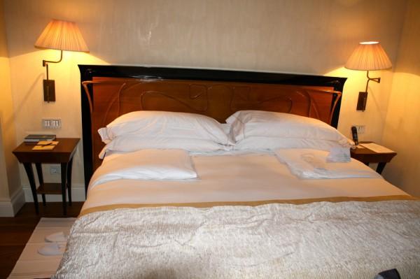 Very Comfy Bed at Gran Hotel La Florida