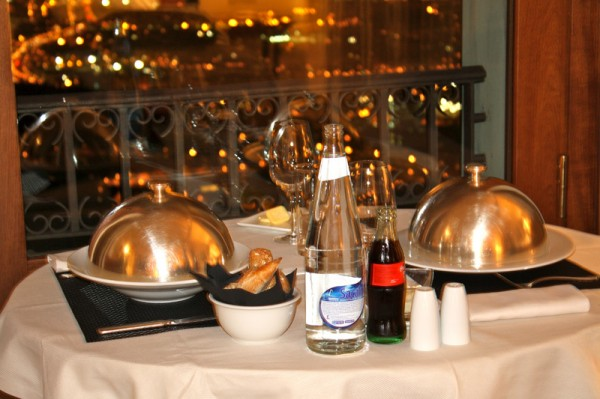 Room Service at Gran Hotel La Florida