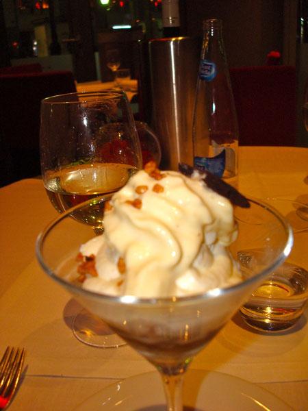Vanilla & Coffee Ice Cream at Cent 111 Once