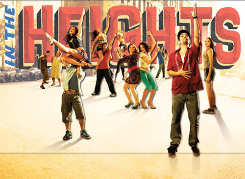In the Heights at the Orange County Performing Arts Center