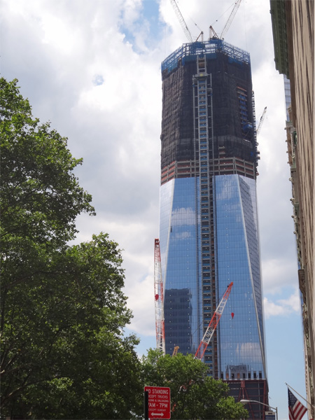 The Beautiful New Freedom Tower