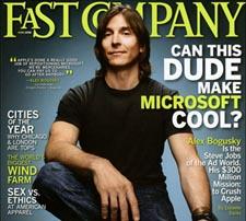 FastCompany Cover Alex Bogusky - Social Nerdia