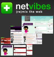 Social Nerdia - Netvibes Preview