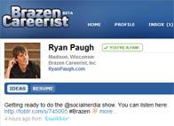 socialnerdia_brazencareerist_website