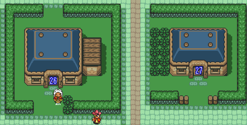 A link to some perspective pixel and texel for Housse zelda