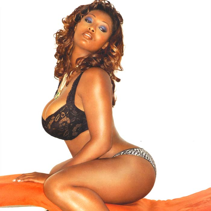 Noon Food For You Dudes Plus Size Model Toccara Jones