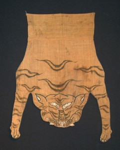 Tibetan Ritual Tiger
