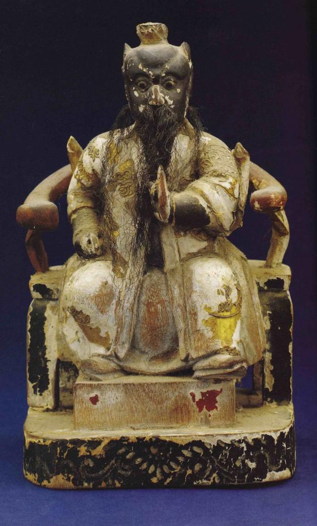Zhang Tianshi, the first Daoist Priest