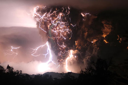 Electric Volcano