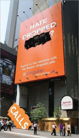 Cingular-Dropped-Calls-Billboard