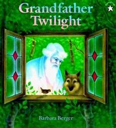 Grandfather Twilight Book Cover