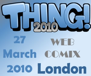 UK Webcomix thing 2010, 27th March London