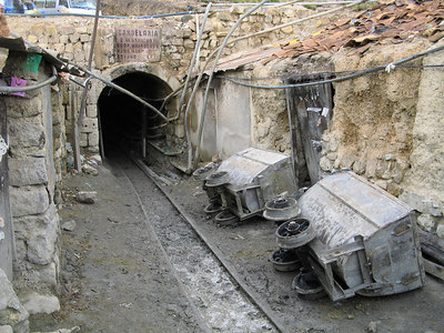 Candelaria Mine