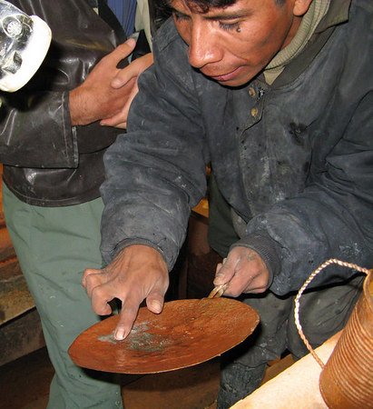 Panning for Silver