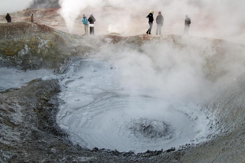 Boiling Mud - Bolivia